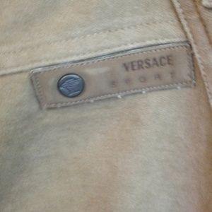 🖼️ Versace Sport Casual Pants 🖼️